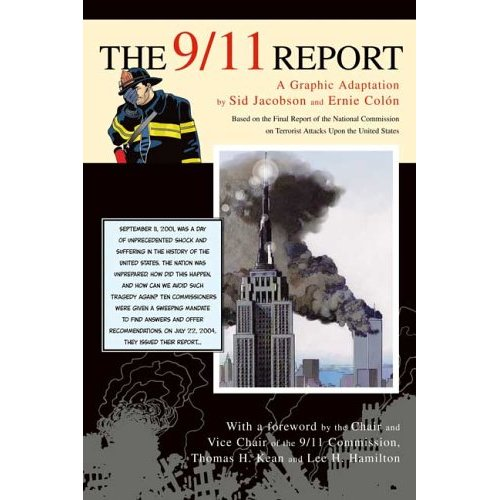 9 11 commission report comic book